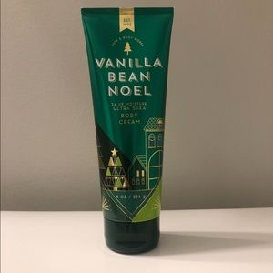 New Bath & Body works Vanilla Bean Noel